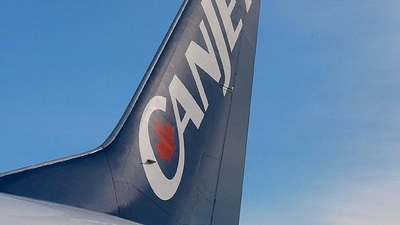 C-FCGS - Boeing 737-522 - CanJet Airlines