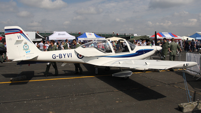 G-BYVI - Grob G115E Tutor - VT Aerospace