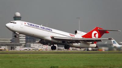 TC-JCE - Boeing 727-2F2(Adv) - THY Turkish Airlines