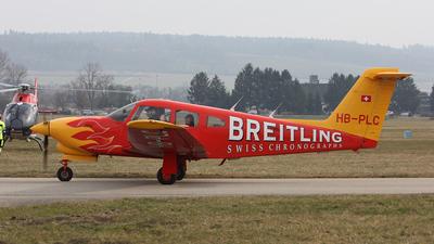 HB-PLC - Piper PA-28RT-201T Turbo Arrow IV - Private
