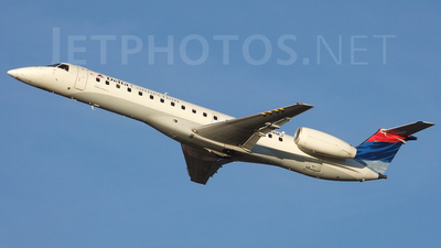N854MJ - Embraer ERJ-145LR - Delta Connection (Freedom Airlines)