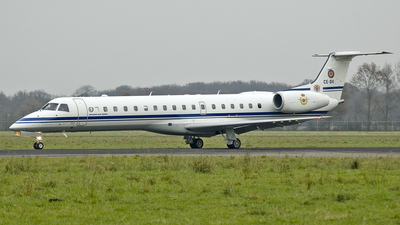 CE-04 - Embraer ERJ-145LR - Belgium - Air Force