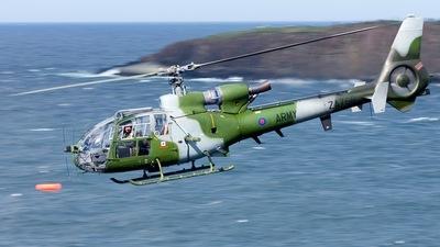 ZA766 - Westland Gazelle AH.1 - United Kingdom - Army Air Corps