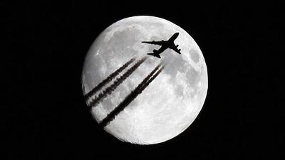 - Boeing 747-400 - Unknown