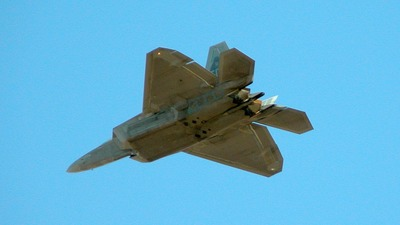 91-4005 - Lockheed Martin F-22A Raptor - United States - US Air Force (USAF)