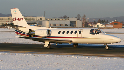 S5-BAX - Cessna S550 Citation SII - Private