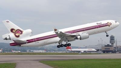 HS-TMD - McDonnell Douglas MD-11 - Thai Airways International