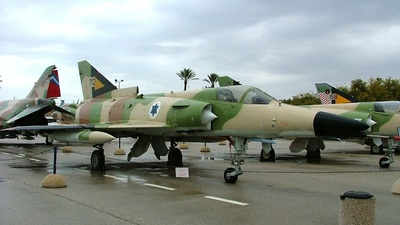 712 - IAI Kfir C1 - Israel - Air Force