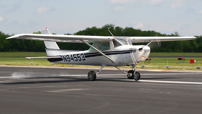 N94553 - Cessna 152 - Private