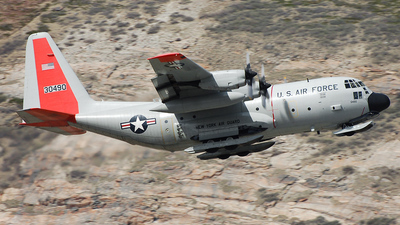 83-0490 - Lockheed LC-130H Hercules - United States - US Air Force (USAF)