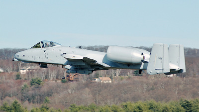 80-0166 - Fairchild A-10A Thunderbolt II - United States - US Air Force (USAF)