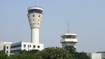 ZGBH - Airport - Control Tower