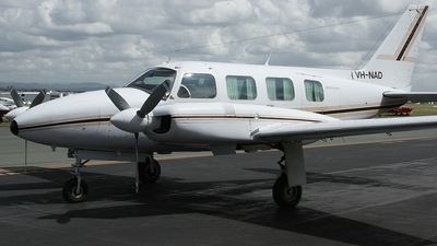 A picture of VHNAD - Piper PA31310 - [318212004] - © Simon Coates