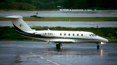 LN-AAU - Cessna 650 Citation III - Sundt Air