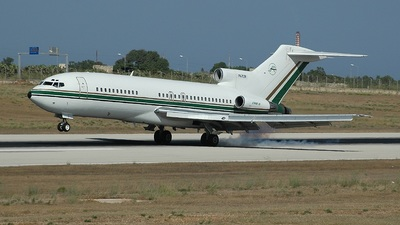 P4-YJR - Boeing 727-30 - JAR Aircraft Services
