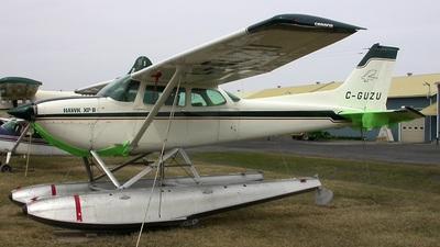 C-GUZU - Cessna 172K Skyhawk - Private