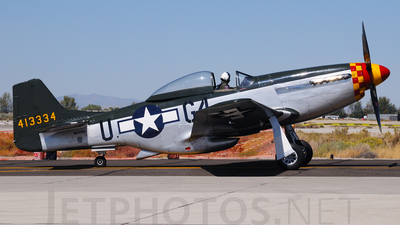NL7715C - North American P-51D Mustang - Private