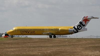 VH-VQH - Boeing 717-231 - Jetstar Airways