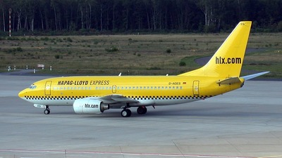 D-AGES - Boeing 737-75B - Hapag-Lloyd Express (Germania)