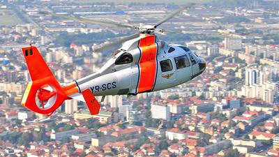 YR-SCS - A�rospatiale SA 365N1 Dauphin 2 - Special Air Services