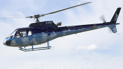 A picture of GOOIO - Airbus Helicopters H125 - [3463] - © Oliver Holmes