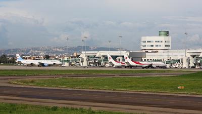DAAG - Airport - Ramp