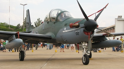 FAB5902 - Embraer A-29 Super Tucano - Brazil - Air Force