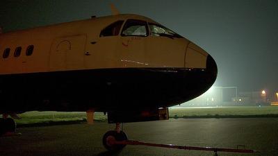 N614GB - VFW-Fokker VFW-614 - BAS Aviation