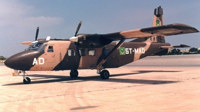 5T-MAD - Harbin Y-12 - Mauritania - Air Force