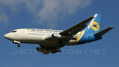 UR-GAC - Boeing 737-247(Adv) - Ukraine International Airlines