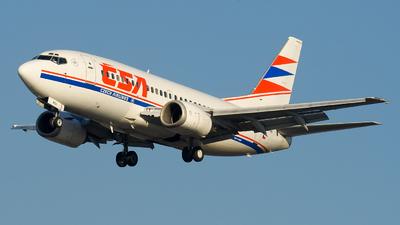 OK-WGD - Boeing 737-59D - CSA Czech Airlines
