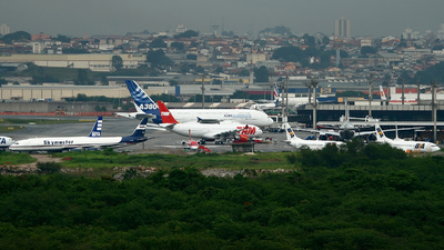 SBGR - Airport - Airport Overview