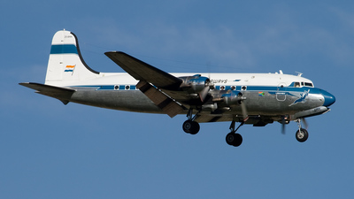 ZS-BMH - Douglas DC-4 - South African Airways Historic Flight
