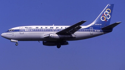 SX-BCF - Boeing 737-284(Adv) - Olympic Airways