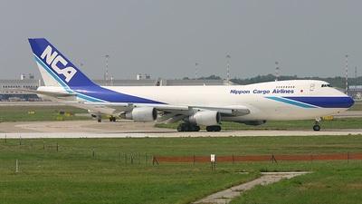 JA8168 - Boeing 747-281F(SCD) - Nippon Cargo Airlines (NCA)