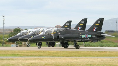 XX261 - British Aerospace Hawk T.1A - United Kingdom - Royal Air Force (RAF)