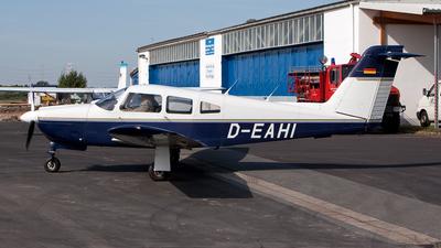 A picture of DEAHI - Piper PA28RT201 Arrow IV - [28R7918222] - © Sebastian Sowa