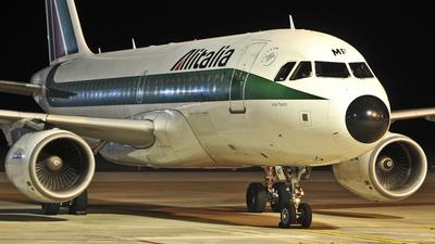 I-BIMF - Airbus A319-112 - Alitalia