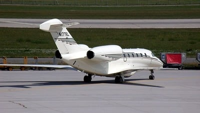 N177EL - Cessna 750 Citation X - Private