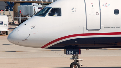 A picture of N964UW -  - [] - © Patrick Kane