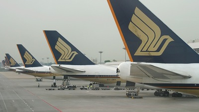 9V-SMQ - Boeing 747-412 - Singapore Airlines