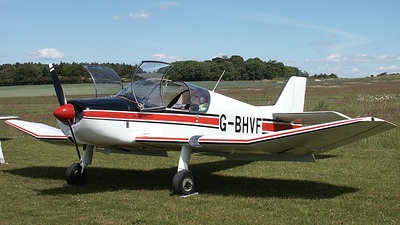 G-BHVF - Jodel D150 Mascaret - Private