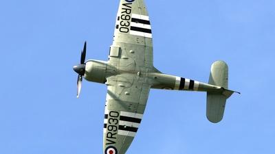 VR930 - Hawker Sea Fury FB.11 - United Kingdom - Royal Navy Historic Flight