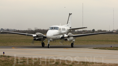 A picture of LVBIC - Beech C90GT King Air - [LJ1819] - © LuisOL