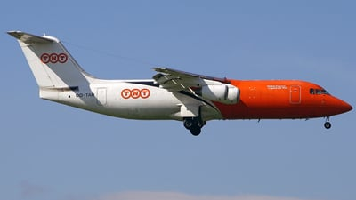 OO-TAH - British Aerospace BAe 146-300(QT) - TNT Airways