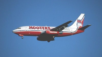 N252TR - Boeing 737-228(Adv) - Hooters Air (Pace Airlines)