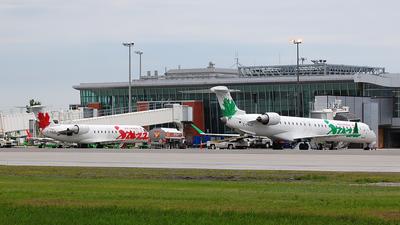 CYQB - Airport - Ramp