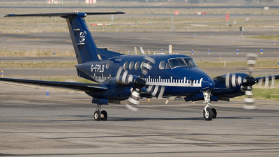 G-FPLB - Beechcraft B200 Super King Air - Flight Precision