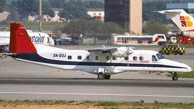 5N-DOJ - Dornier Do-228-202 - DANA - Dornier Aviation Nigeria