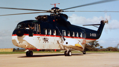 A picture of GBCEB - Sikorsky S61N Sea King -  - © Michael Eaton